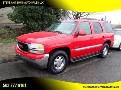 GMC Yukon 2002 for Sale in Happy Valley, OR