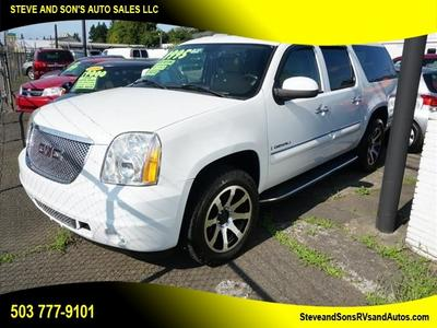 GMC Yukon XL 2007 for Sale in Happy Valley, OR