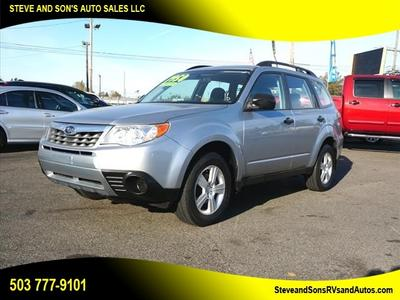 Subaru Forester 2013 for Sale in Happy Valley, OR