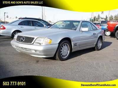 Mercedes-Benz SL-Class 1996 for Sale in Happy Valley, OR