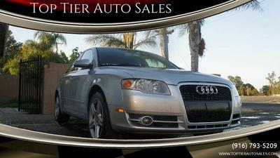 Audi A4 2006 for Sale in Sacramento, CA
