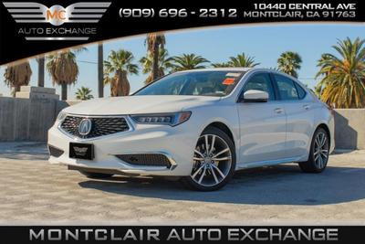 Acura TLX 2020 for Sale in Montclair, CA