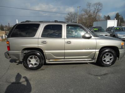 2003 GMC Yukon Denali for sale VIN: 1GKEK63U43J253973