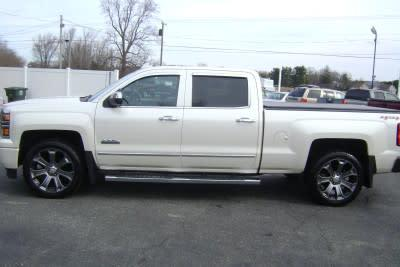 2015 Chevrolet Silverado 1500 High Country for sale VIN: 3GCUKTECXFG149553