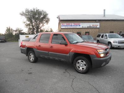 Chevrolet Avalanche 2003 for Sale in Buena, NJ