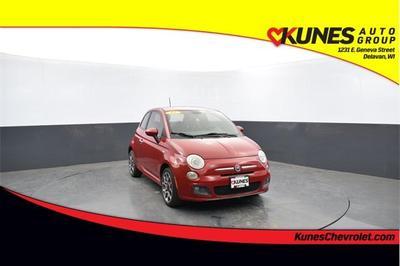 Fiat 500 2012 for Sale in Delavan, WI