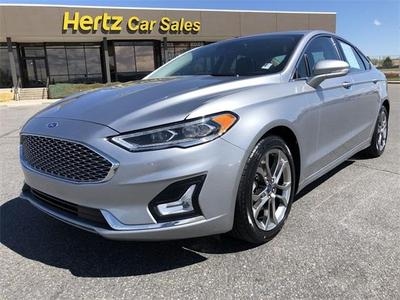 Ford Fusion Hybrid 2020 for Sale in Billings, MT