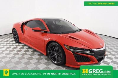 Acura NSX 2017 for Sale in West Palm Beach, FL