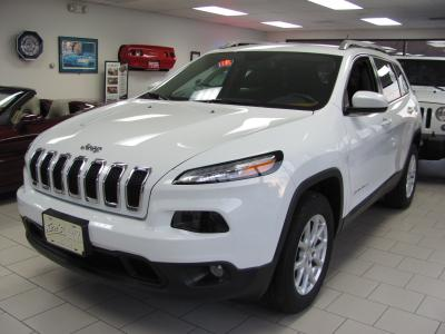 2016 Jeep Cherokee Latitude for sale VIN: 1C4PJMCS3GW193641