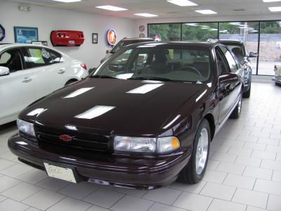 1996 Chevrolet Impala SS for sale VIN: 1G1BL52P2TR117644