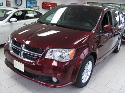 2018 Dodge Grand Caravan SXT for sale VIN: 2C4RDGCG7JR299314