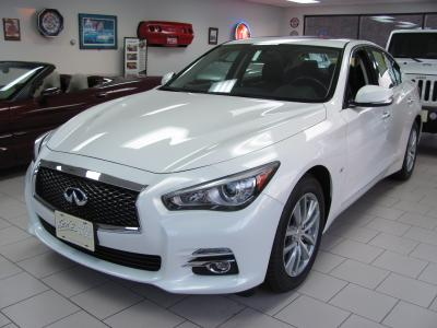2015 INFINITI Q50 Base for sale VIN: JN1BV7AR0FM415002