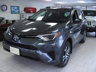 2016 Toyota RAV4 LE for sale VIN: JTMBFREV7GJ051547