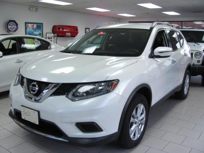 2016 Nissan Rogue SV for sale VIN: KNMAT2MV7GP641600