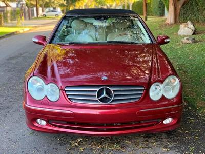 Mercedes-Benz CLK-Class 2005 for Sale in Valley Village, CA