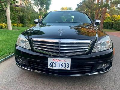 Mercedes-Benz C-Class 2008 for Sale in Valley Village, CA