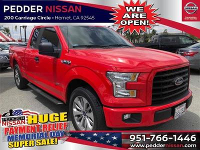 Ford F-150 2017 for Sale in Hemet, CA