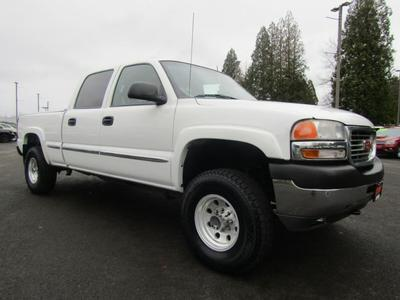 GMC Sierra 2500 2001 for Sale in Gresham, OR