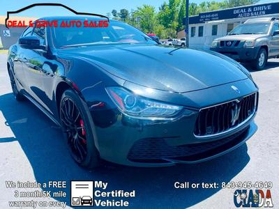 Maserati Ghibli 2017 for Sale in Myrtle Beach, SC