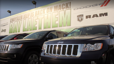 Ray Laethem Chrysler Dodge Jeep RAM Image 6