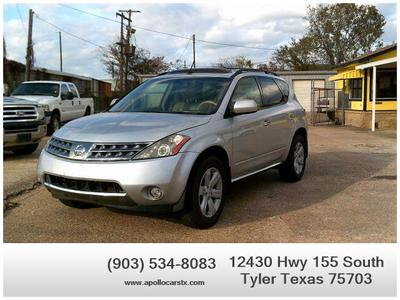 Nissan Murano 2006 for Sale in Tyler, TX