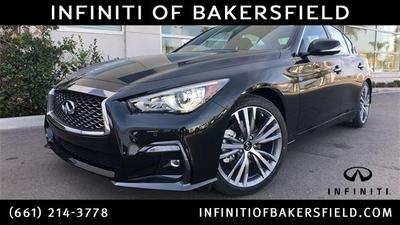 INFINITI Q50 2021 for Sale in Bakersfield, CA