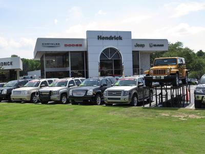 Hendrick Chrysler Dodge Jeep RAM Hoover Image 3