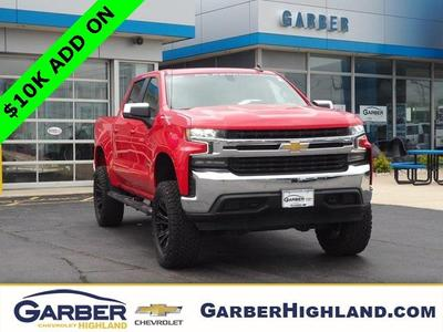 Chevrolet Silverado 1500 2020 for Sale in Highland, IN