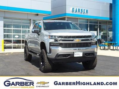 Chevrolet Silverado 1500 2020 for Sale in Highland, IN