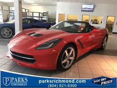 Chevrolet Corvette Stingray 2014 for Sale in Richmond, VA