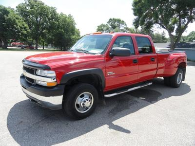 Chevrolet Silverado 3500 2001 for Sale in Gilmore City, IA