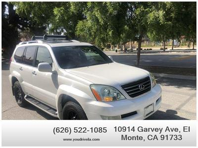 Lexus GX 470 2008 for Sale in South El Monte, CA