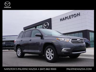 Toyota Highlander 2011 for Sale in Palatine, IL