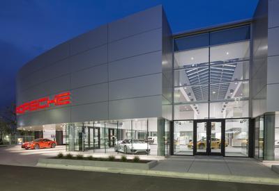 Porsche Littleton, a Stevinson dealership Image 1