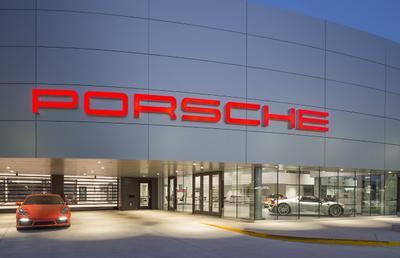 Porsche Littleton, a Stevinson dealership Image 2