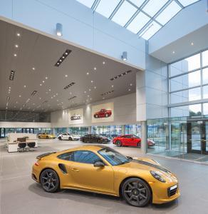 Porsche Littleton, a Stevinson dealership Image 3