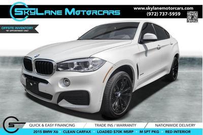 BMW X6 2015 for Sale in Carrollton, TX