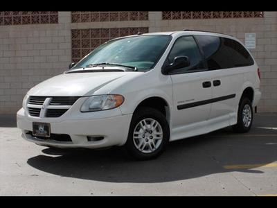 2005 Dodge Caravan SE for sale VIN: 1D4GP24R75B374294