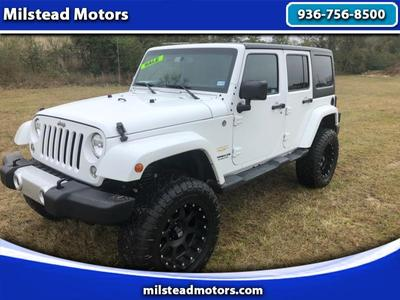Jeep Wrangler Unlimited 2015 for Sale in Conroe, TX