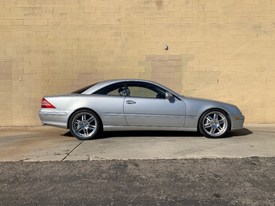 Mercedes-Benz CL-Class 2003 for Sale in San Marcos, CA
