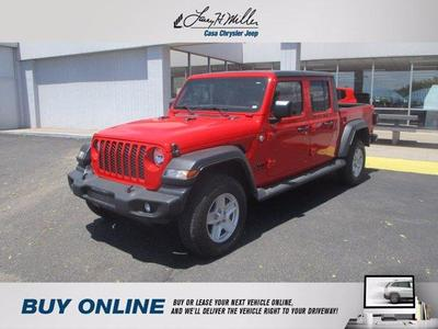 Jeep Gladiator 2020 for Sale in Albuquerque, NM