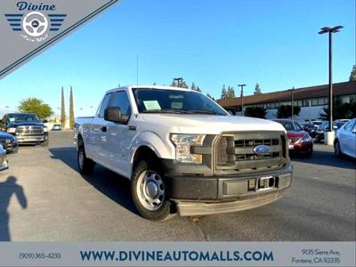 Ford F-150 2017 for Sale in Fontana, CA