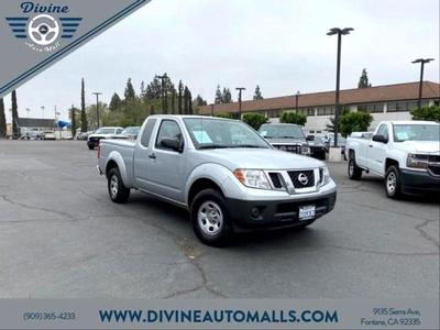 Nissan Frontier 2017 for Sale in Fontana, CA
