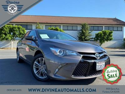Toyota Camry 2017 for Sale in Fontana, CA