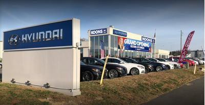 Koons Woodbridge Hyundai Genesis Image 1