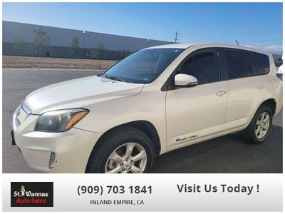 Toyota RAV4 EV 2013 for Sale in Chino, CA
