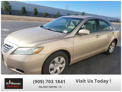Toyota Camry Hybrid 2008 for Sale in Chino, CA