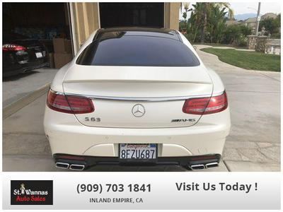 Mercedes-Benz S-Class 2015 for Sale in Chino, CA