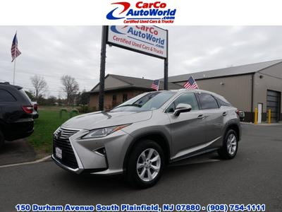 Lexus RX 350 2017 a la venta en South Plainfield, NJ