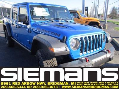 Jeep Gladiator 2021 for Sale in Bridgman, MI